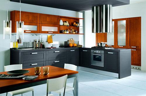 материалы для кухонной мебели
