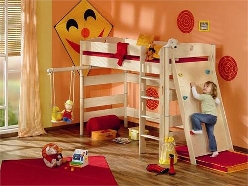 о детских кроватях
