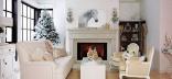 «Зимнее» декорирование интерьера: полезные идеи