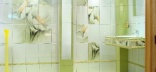 Декор плитки для ванной