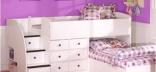 Двухъярусные кровати для детской комнаты