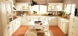 Типы размещения кухонной мебели