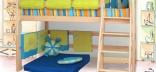 Экономия места с кроватью чердаком