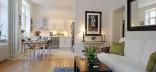 Дизайн однокомнатной квартиры или то, чего не стоит в ней ствить