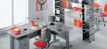 Преимущества мебели на металлической основе и слесарных верстаков