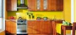 Красивая кухня - залог уютной и теплой атмосферы