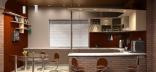 Совмещенные кухни – это стильно!