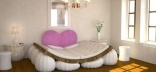 Кровать в невесомости – это загадочно и интересно